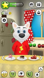 #Kids are loving My Talking Dog 2 - Virtual Pet on Google Play! It's now available on #AppStore Check it out! :) #pets #games #doglovers https://itunes.apple.com/us/app/my-talking-dog-2-my-virtual/id1136134473?ls=1&mt=8