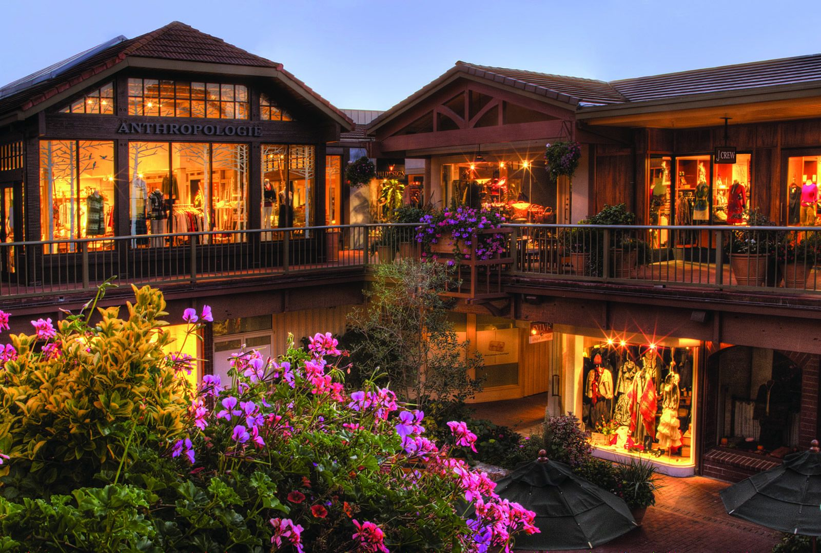 Carmel Plaza is known for its variety of specialty shops and ...