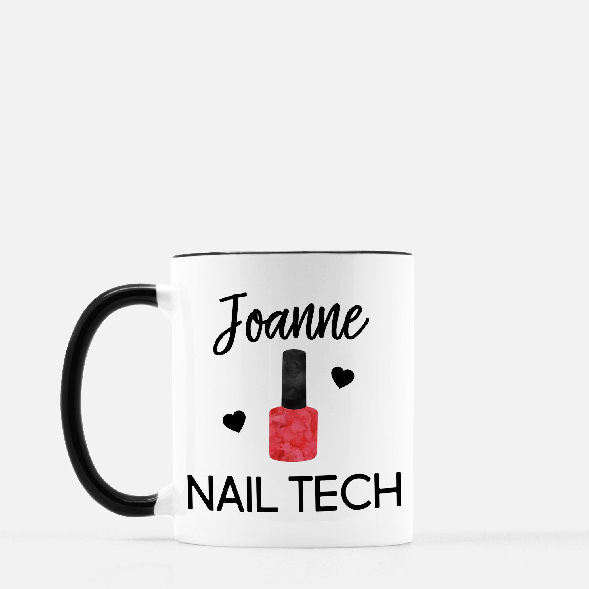 Custom Nail Technician Gift, Personalized Gifts for Nail