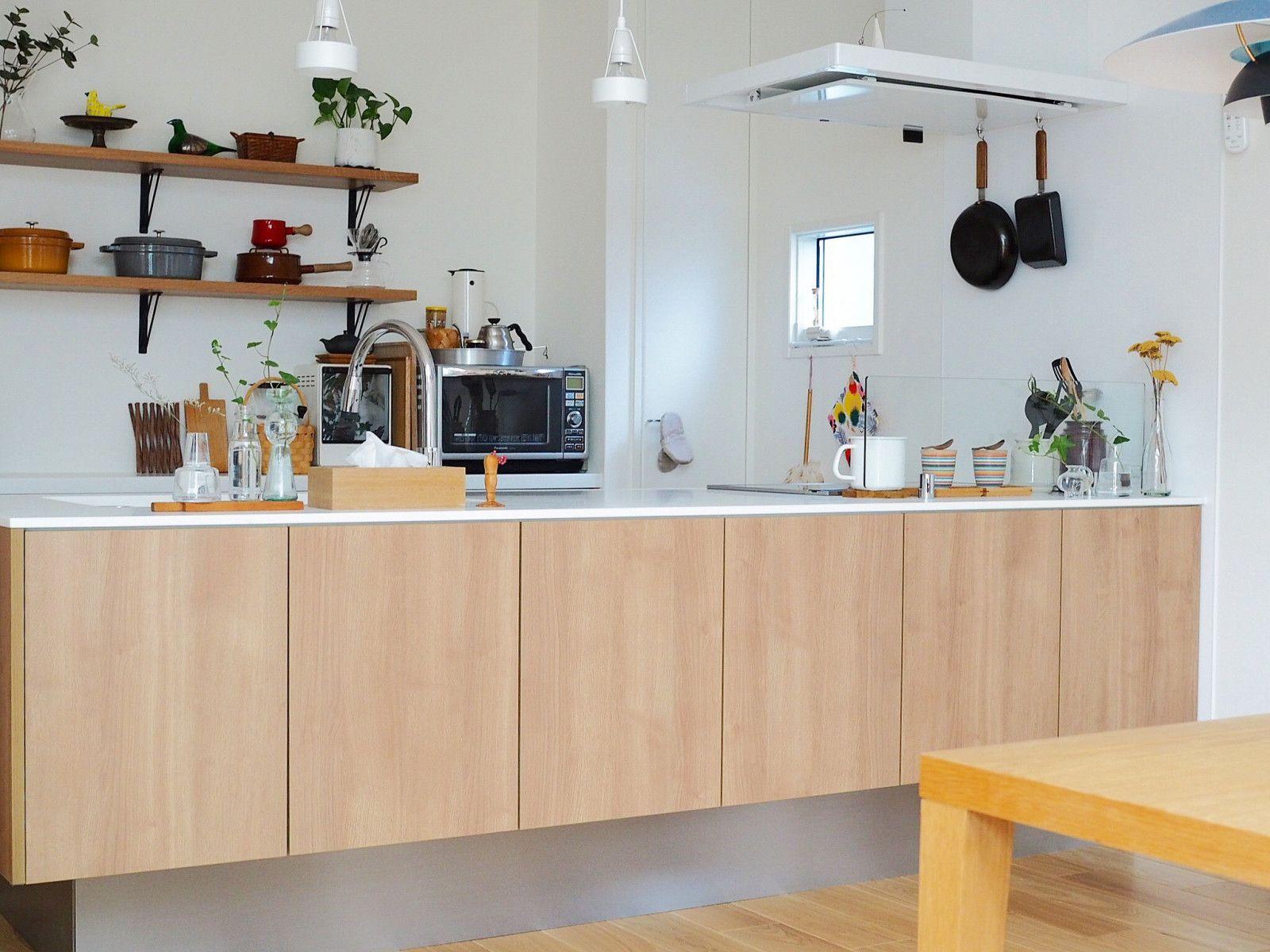 自分色の彩りあるキッチンと特別な空間づくり Taka0taka0taka0さんの