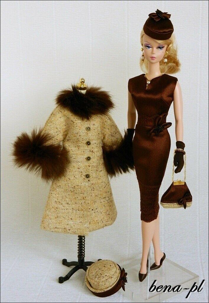 bena-pl Clothes fits Silkstone, Victoire Roux, East 59th, Vintage OOAK outfit | eBay