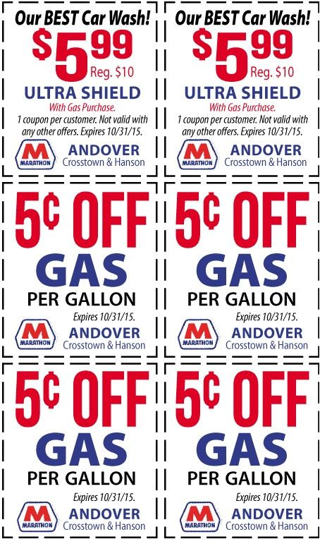 Oct 2015 Gas Coupon - http\/\/wwwrggr\/oct-2015-gas-couponhtml - coupon disclaimers