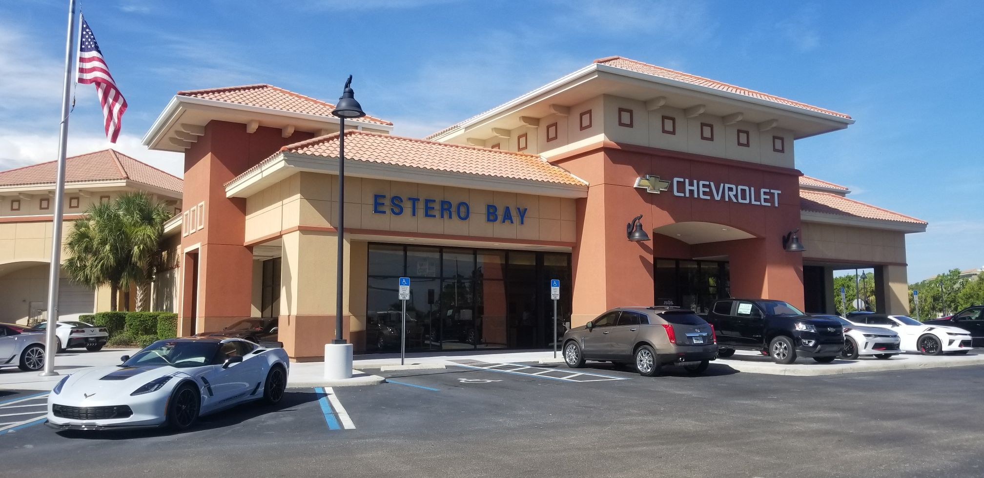 What A Beautiful Amazing Dealership In Estero Bay Fl Chevy