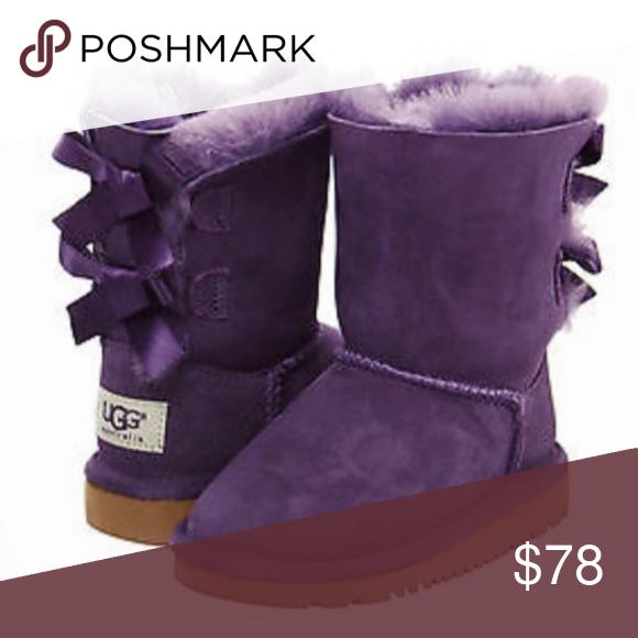 d8e73906b5b AUTH UGG AUSTRALIA BOOTS Kids size 10 beautiful!!! UGG Shoes Boots ...