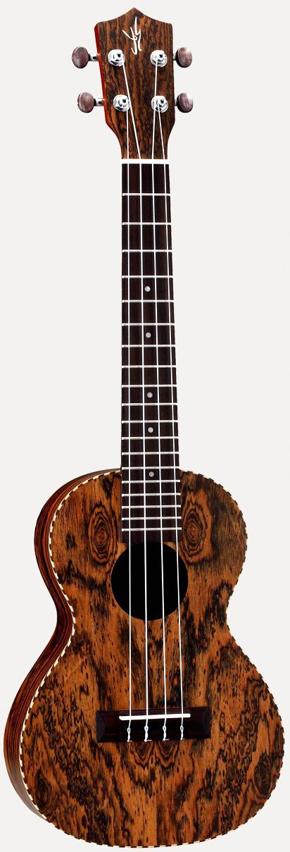 Taiyuan Bocote Tenor -  Because we all like pretty woods #LardysUkuleleOfTheDay ~ https://www.pinterest.com/lardyfatboy/lardys-ukulele-of-the-day/ ~