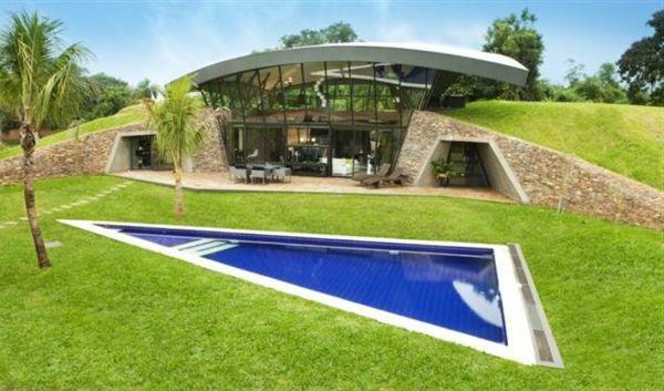 Hanghäuser hanghäuser in luque paraguay ein modernes projekt bauen