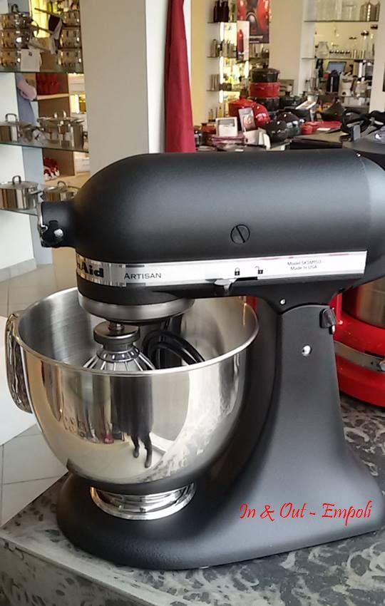 Robot da cucina con corpo motore mobile Artisan da 4,8lt - 300watt ...