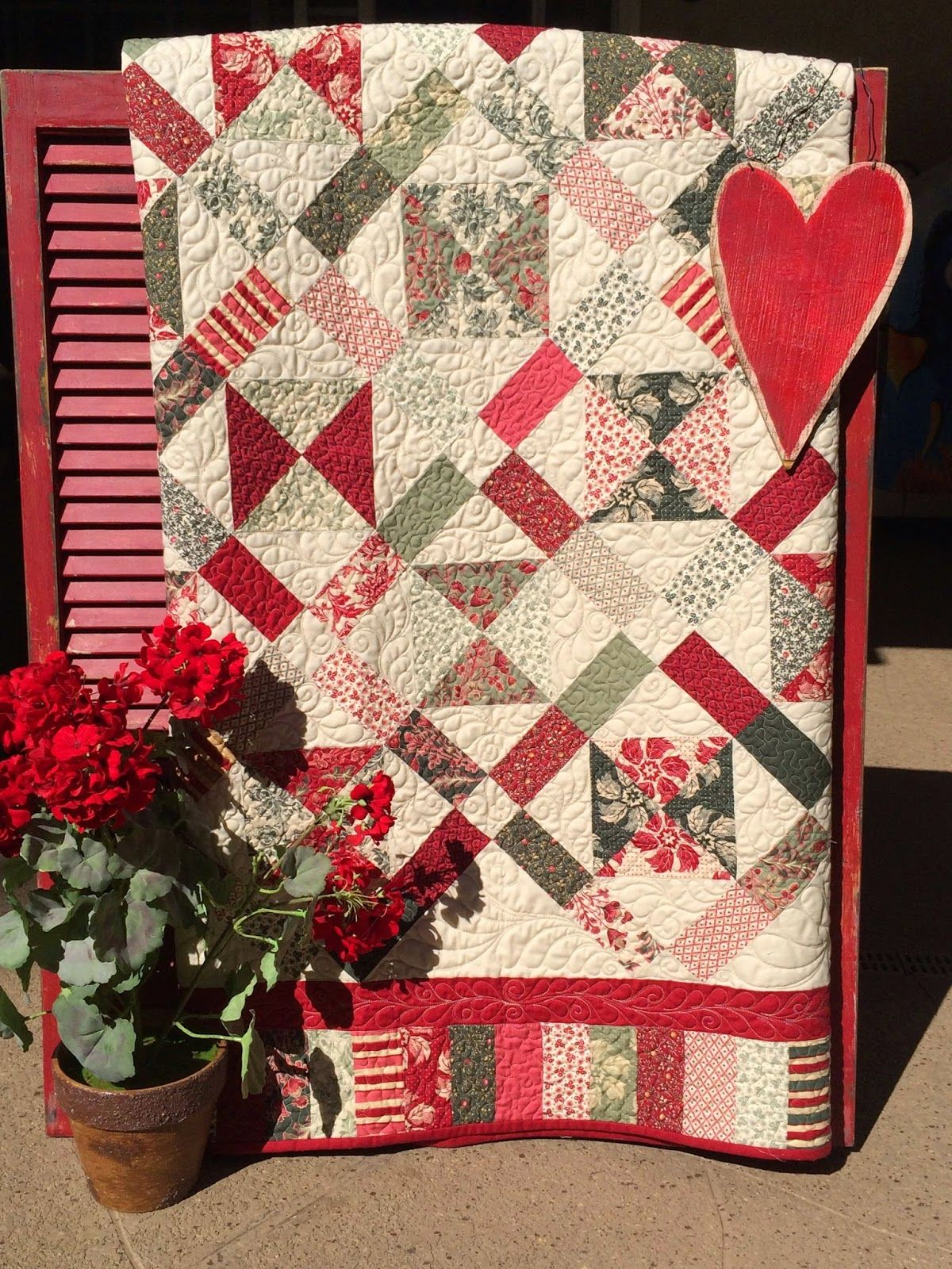Petite Four My Red Door Designs Quilting Sewing Imagination