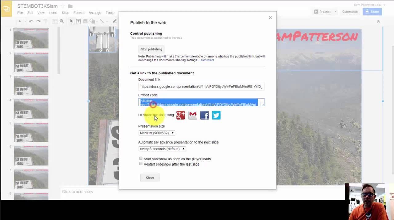 animations through google slides google educator materials pinterest