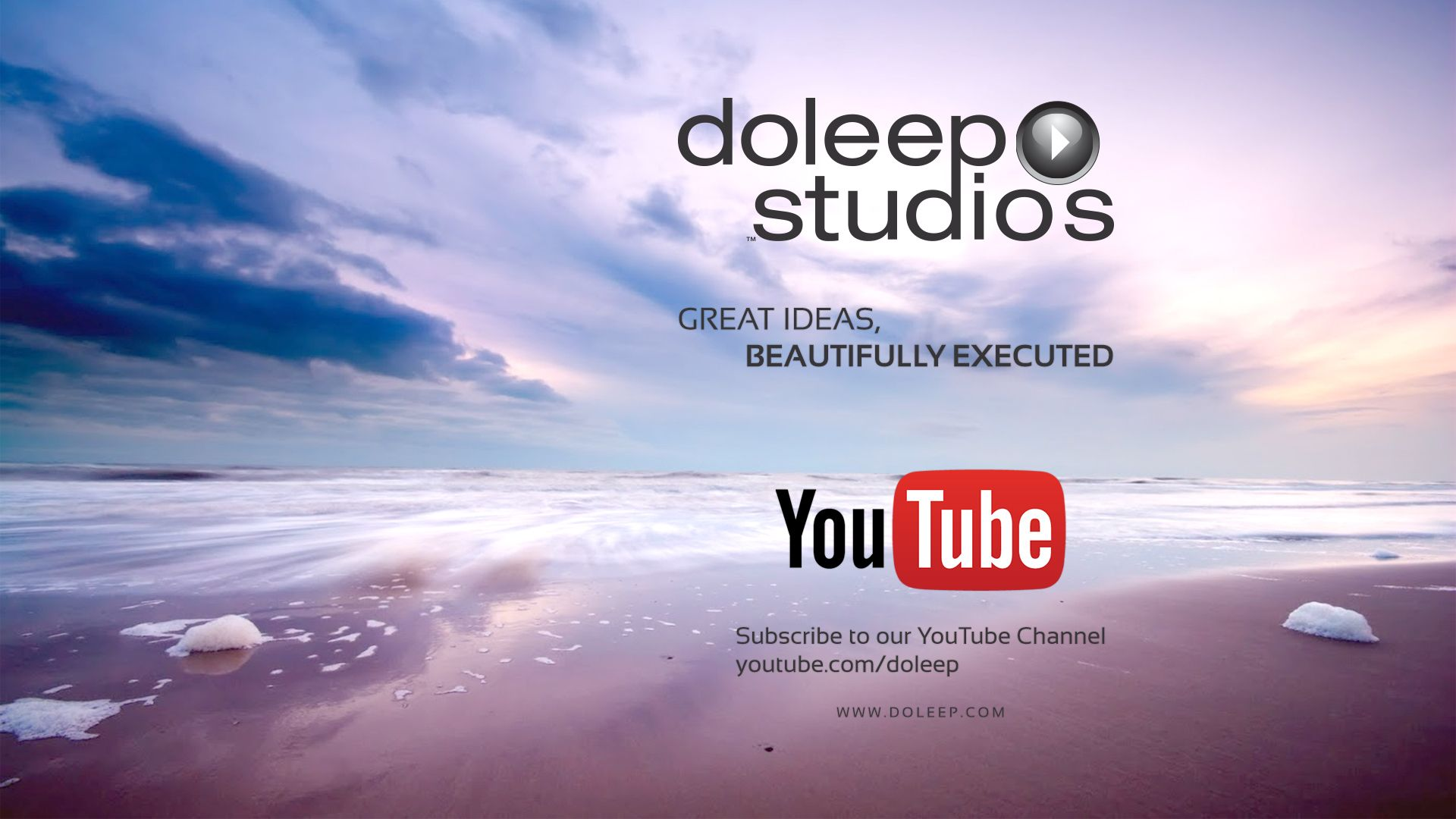 Subscribe to DoLeeP Studios YouTube Channel http//www