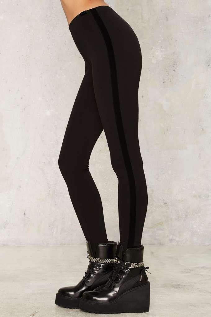 puma velvet leggings