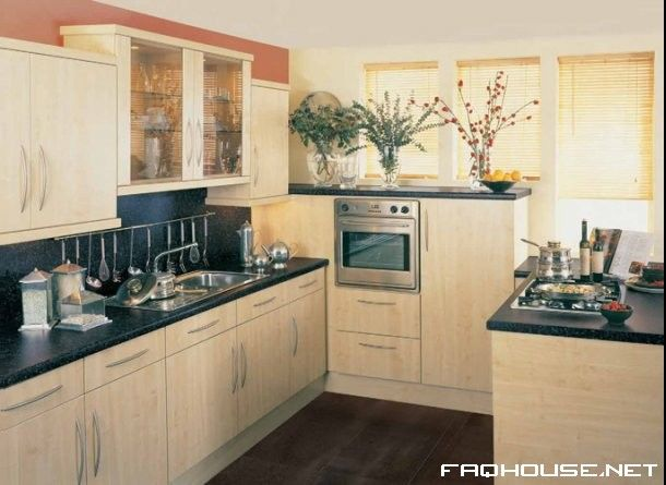 DESIGN FOR SMALL L SHAPED KITCHEN