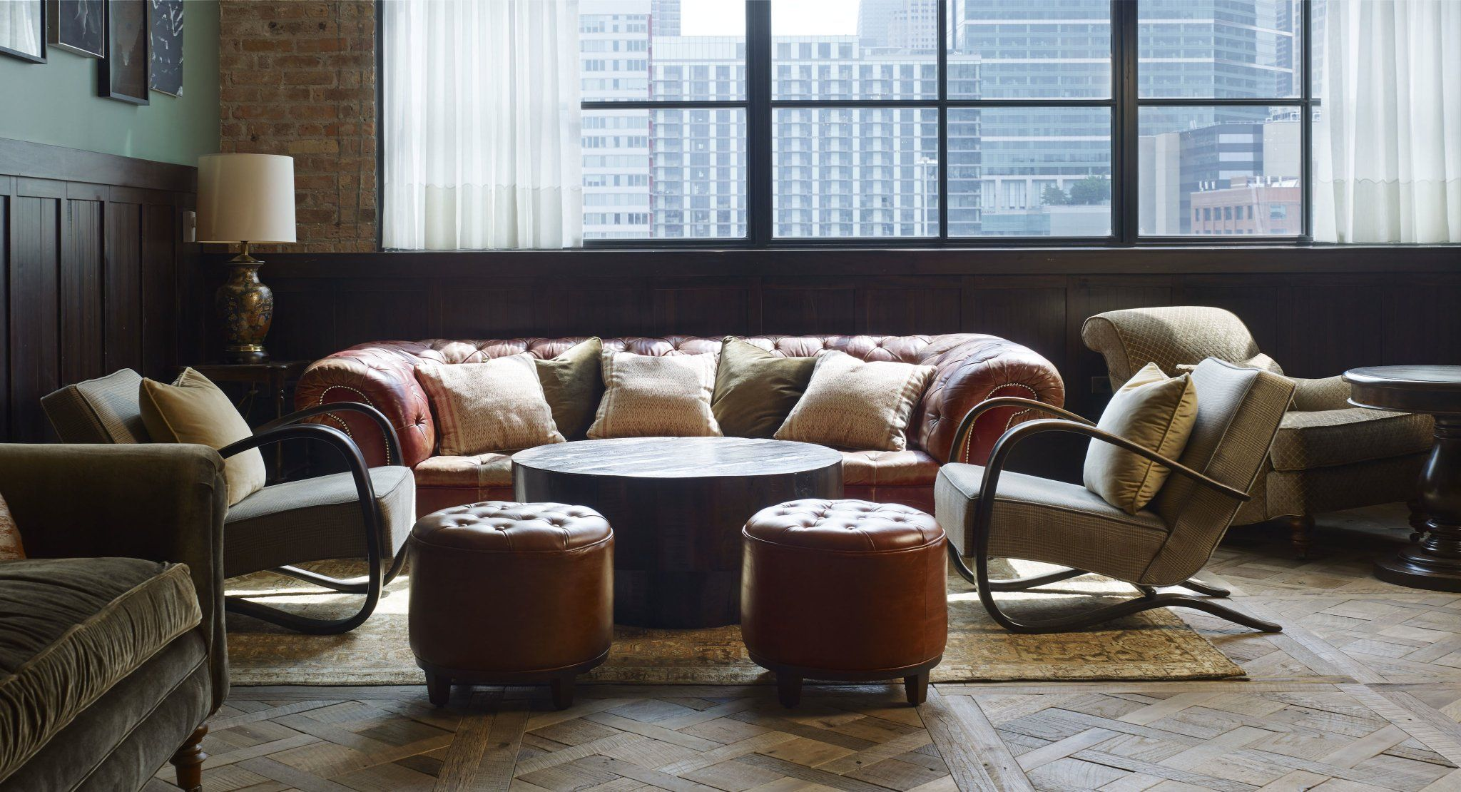 Room Bar Soho House Chicago