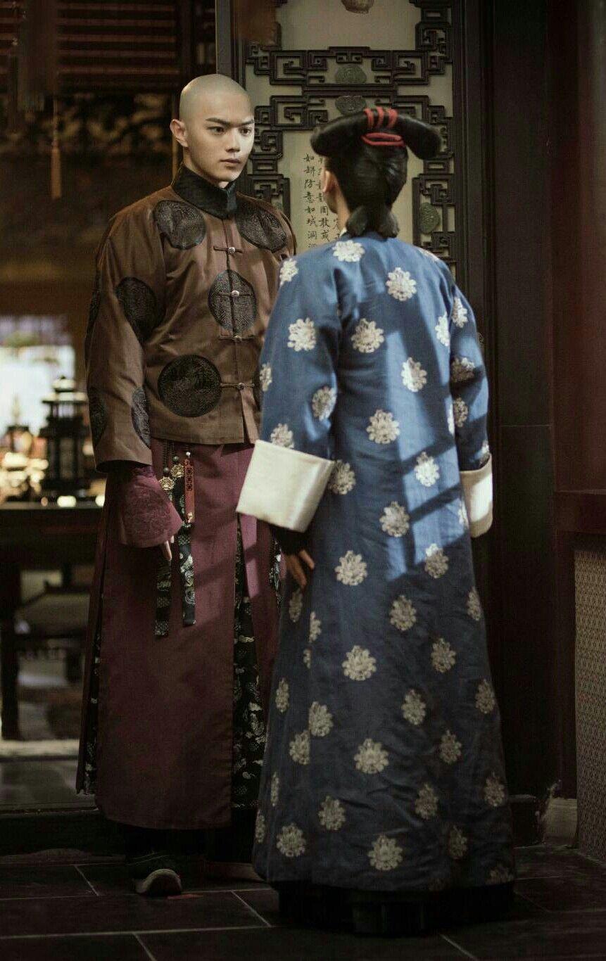 Yan Xi's Conquest 《延禧攻略》 - Wu Jin Yan. Qin Lan. Charmaine Sheh. Nie Yuan   Drama. Phim truyền hình