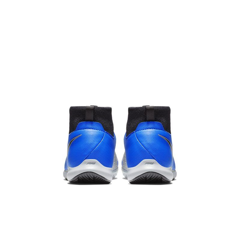 bed6e52f9 Nike Jr. Phantom Vision Academy Dynamic Fit Younger Older Kids Indoor Court  Football Shoe - Blue