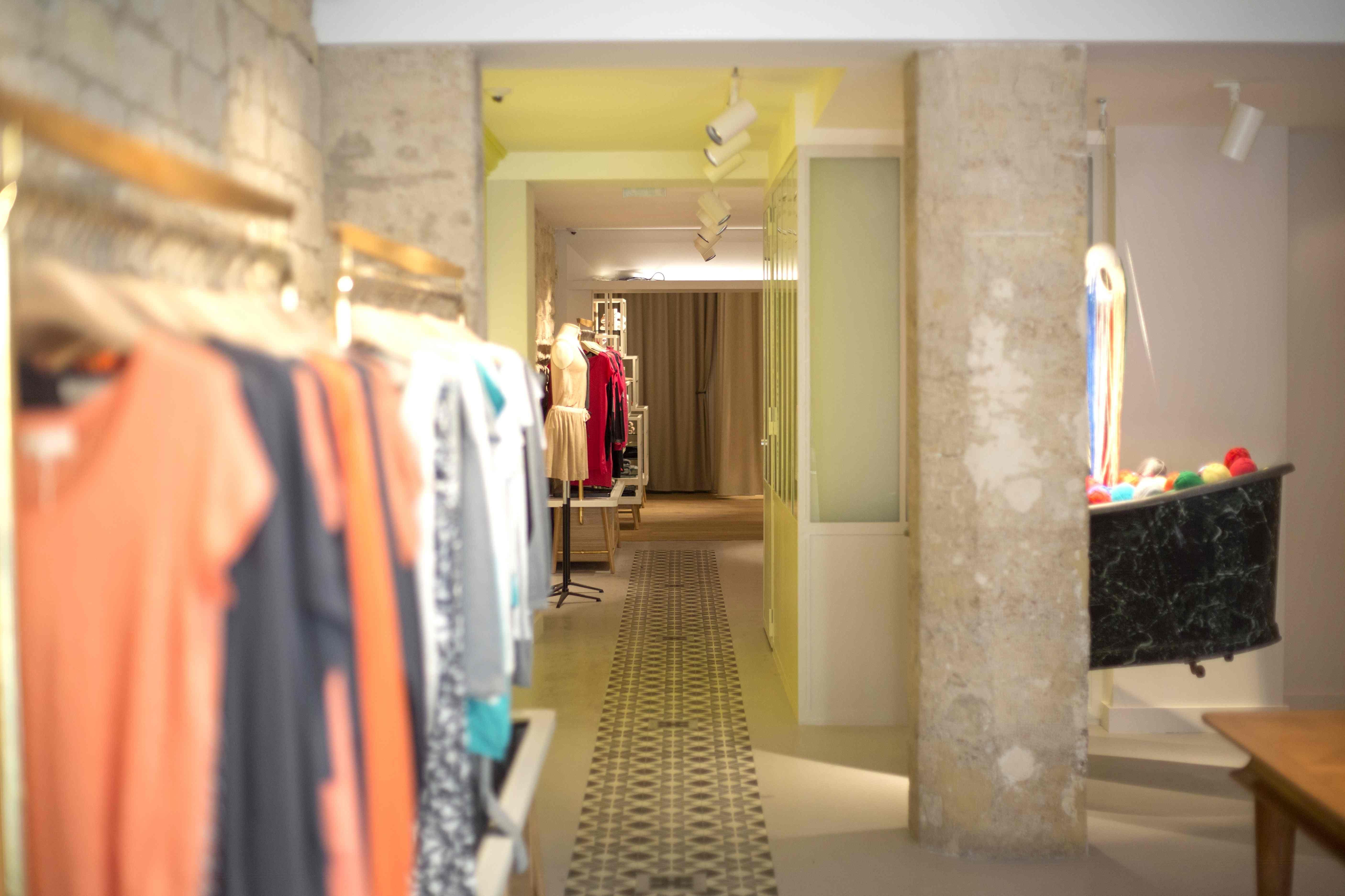 boutique marie sixtine 13 rue du jour paris les boutiques
