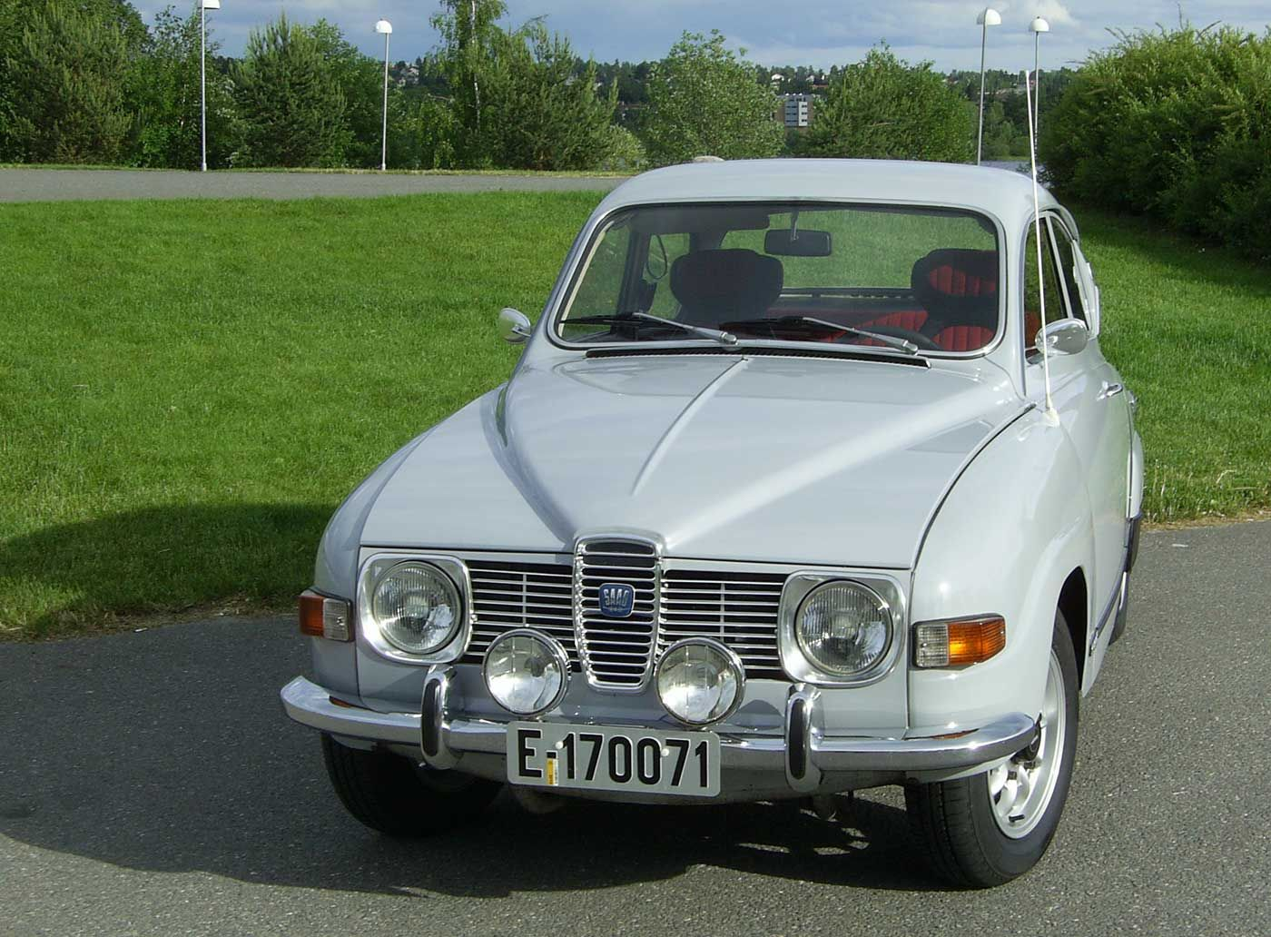 Rally-Tuned Saab Exceeds College Memories | Cars, Volvo and Saab ...