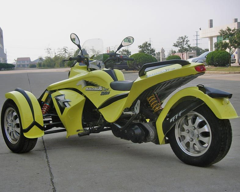 Three Wheeled Motorcycles Three Wheeled Motorcycles Have Some