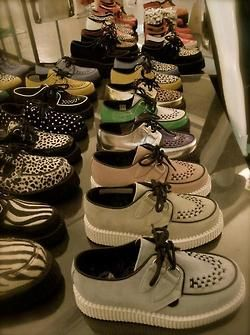 I debating if I should get a pair of creepers or not.