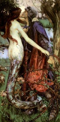 Isobel Lilian Gloag, The Kiss of the Enchantress or The Knight and the Mermaid