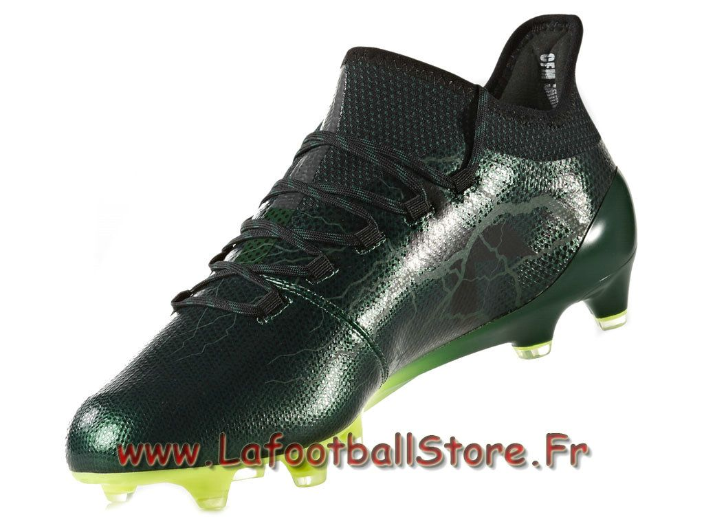detailed images good quality well known Adidas Homme Chaussures de foot X 17.1 Terrain souple Yellow ...