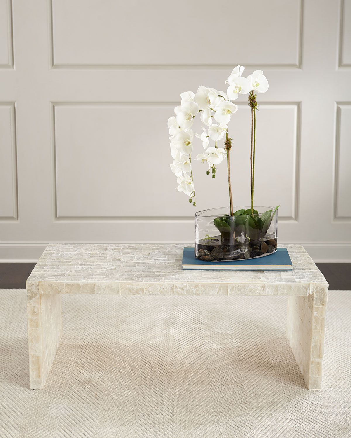 Bernhardt Layla Coffee Table Mirrored Coffee Tables Bernhardt