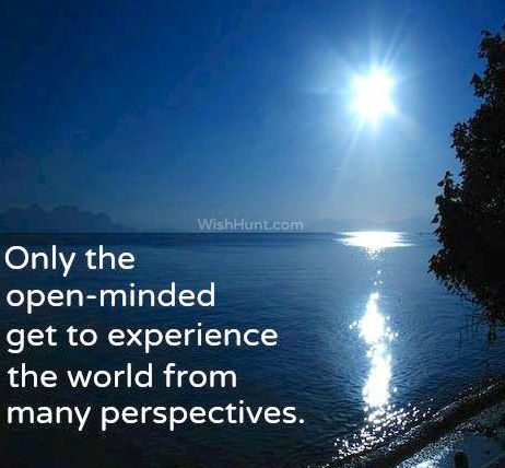 Open Minded Experiences