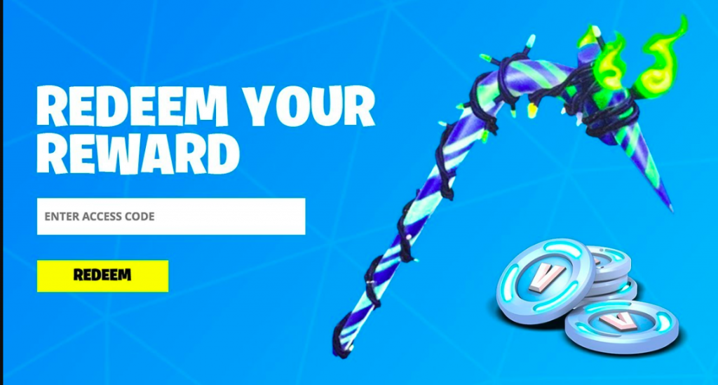 Fortnite Minty Codes How To Get Merry Minty Pickaxe Codes Code Free Free Gift Card Generator Xbox Gift Card