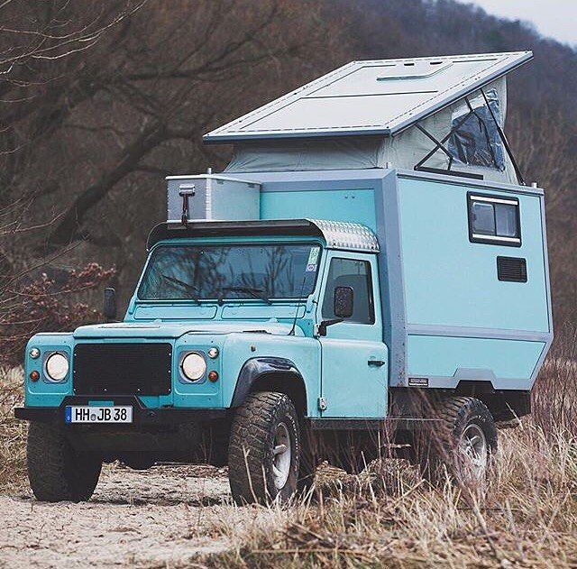 Land Rover From @proexpedition