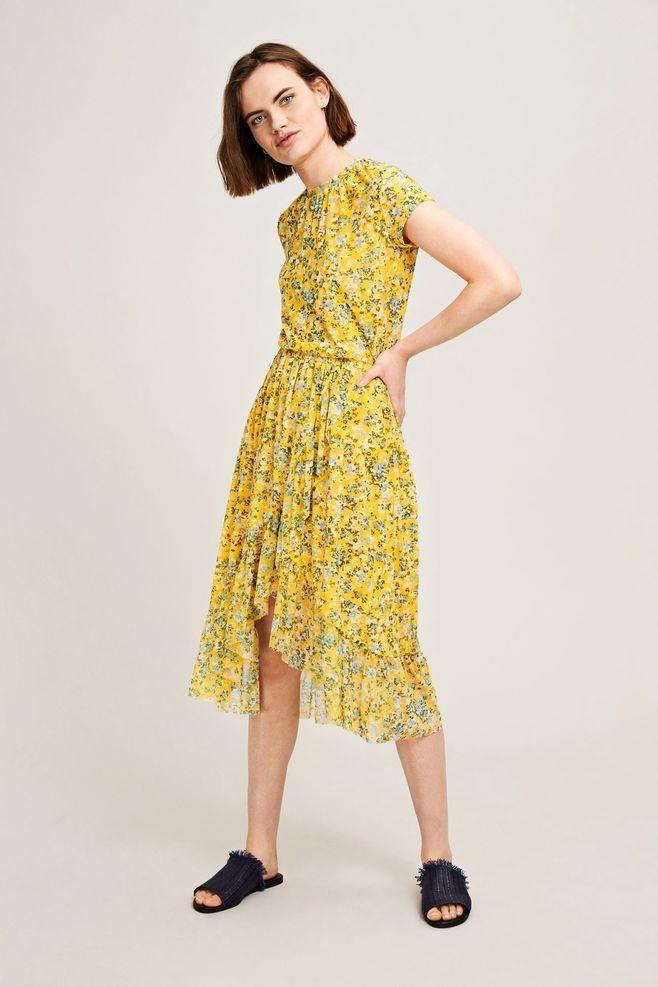 Jayla dress aop 8211, SOLEIL JARDIN