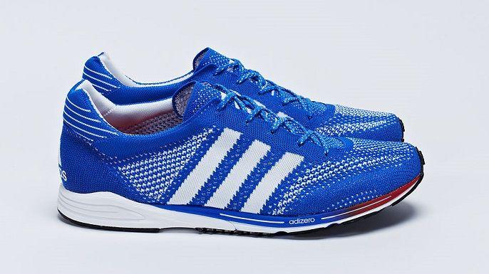 a14c764bea79db adiZero Primeknit Running Shoes, Trainers, Adidas Sneakers, Footwear, Nike,  Mens Fashion