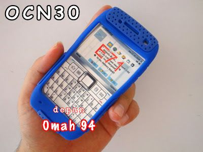 Otterbox Case Commuter Nokia E71 - BIRU (FULL BLUE) | Toko Online Rame - @rameweb - Prioritas, SMS, Whatsapp, Telepon :  +62-271-312-0700  Alternatif 2 :  +62-896-8716-1311 (SMS)