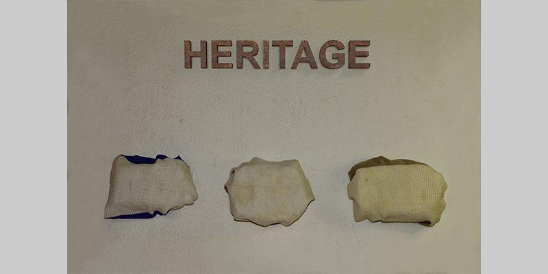 HERITAGE. YENY CASANUEVA Y ALEJANDRO GONZALEZ. PROYECTO PROCESUAL ART