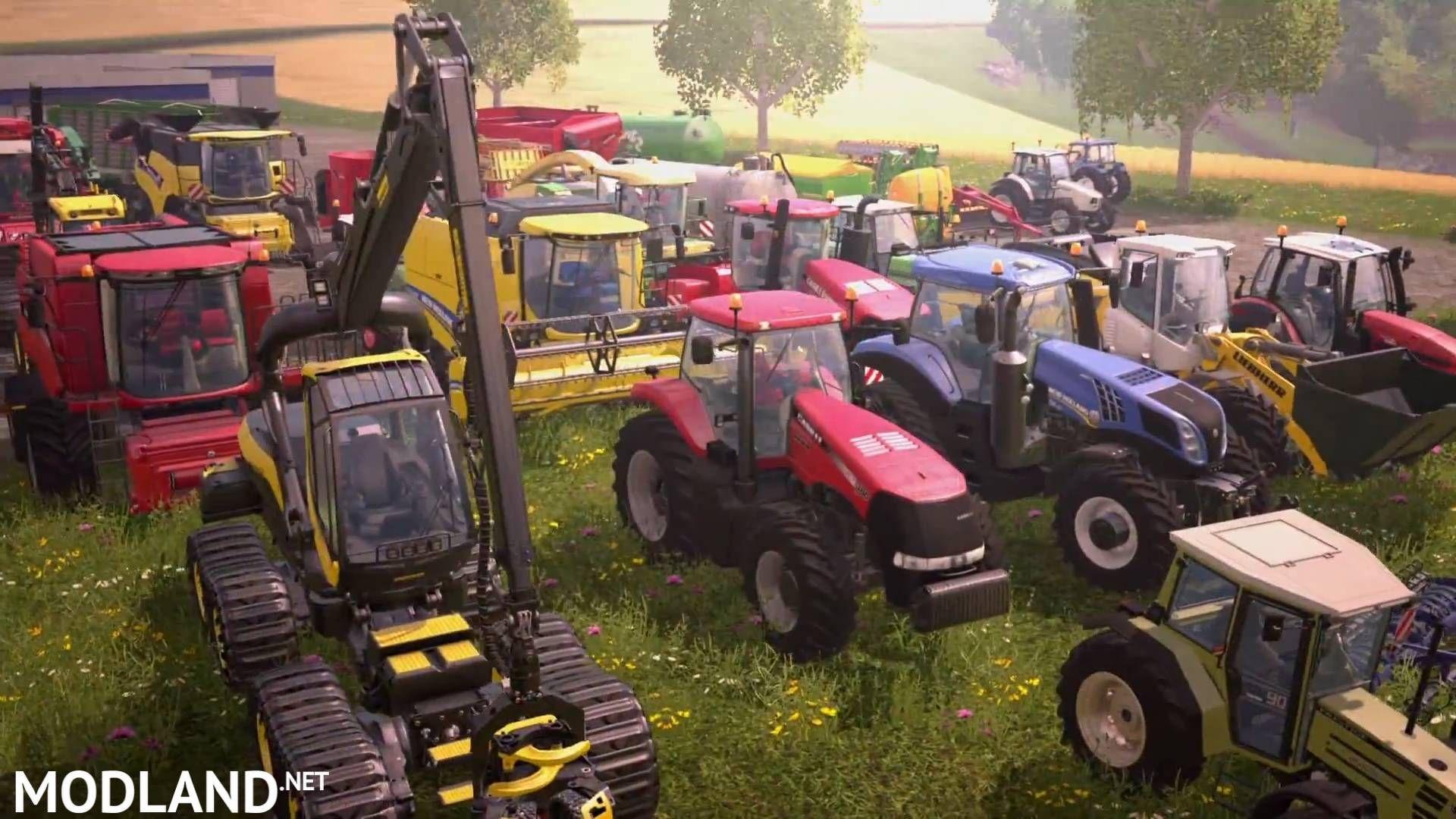 Farming Simulator 2015 A Day On The Farm Farming Simulator 2015 Farming Simulator Simulation