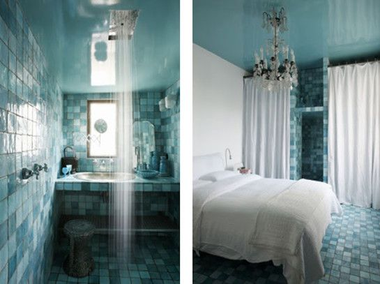 Paola Navone Paris Room Shower 545x407 Paola Navone Chelsea Hing Design Consultants