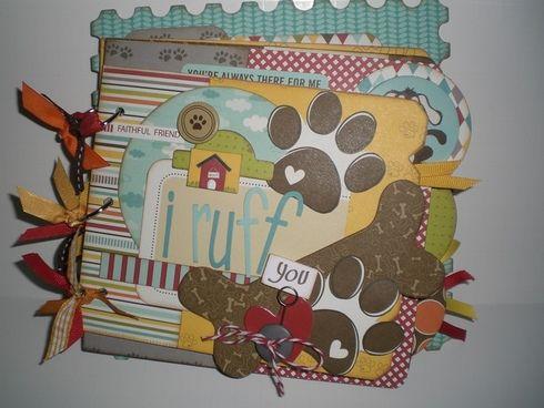 mini dog album