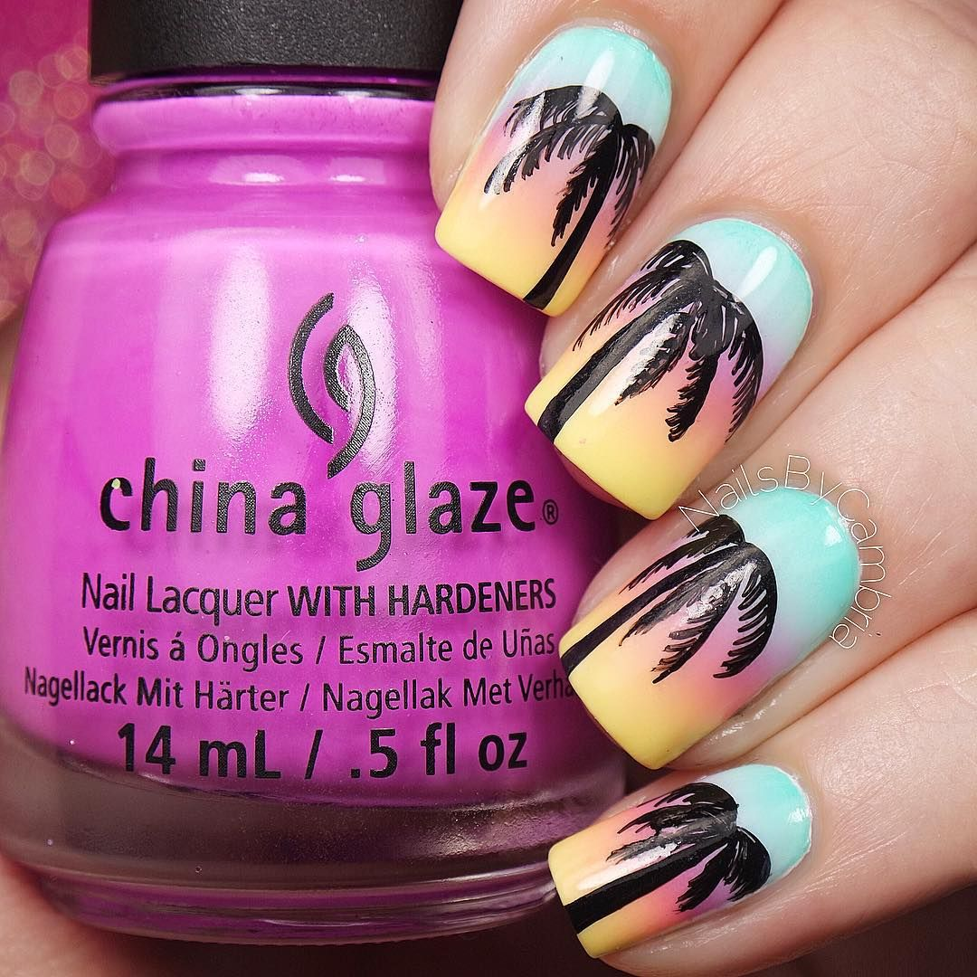 likes comments nails by cambria nailsbycambria on