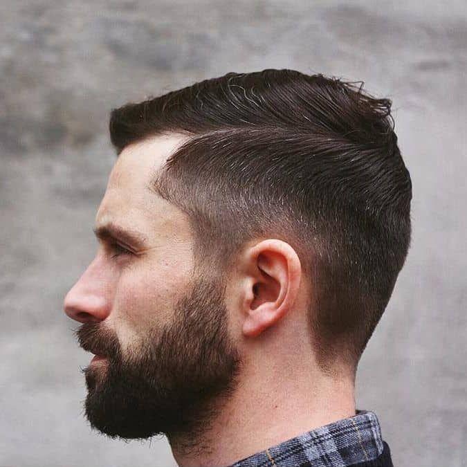 Frisuren Männer Geheimratsecken Gisresuthan