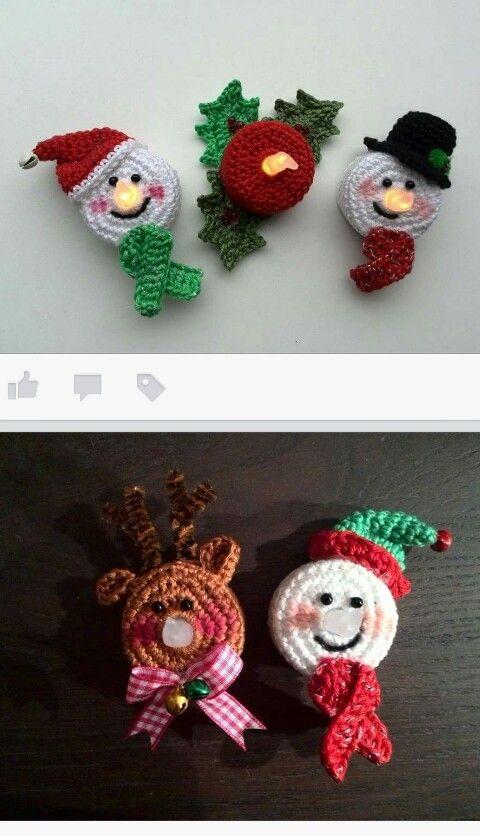 Led Waxine Lichtjes Omhaken Dagmars Bord Pinterest Crochet
