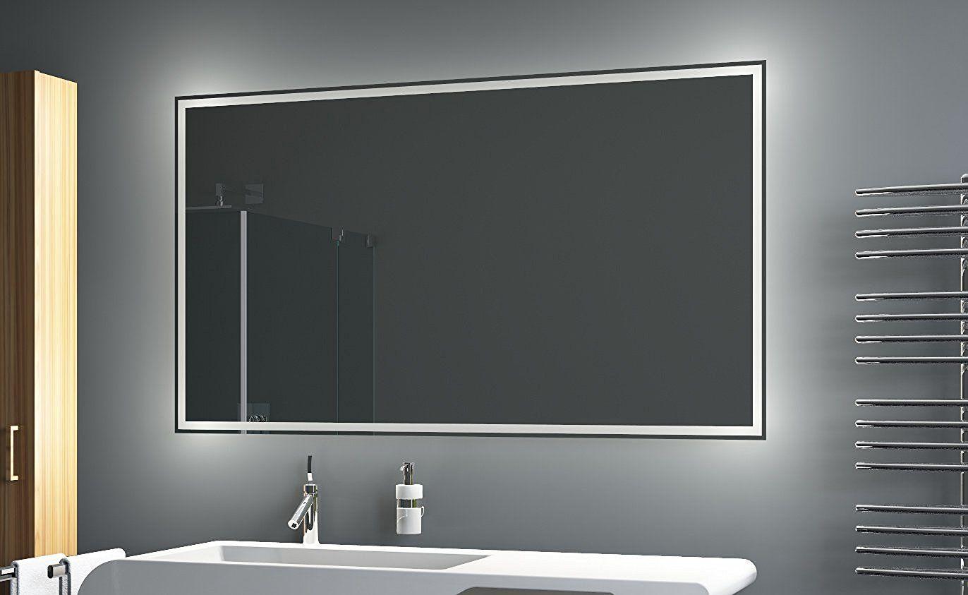 Led Badezimmerspiegel Badspiegel Wandspiegel Bad Spiegel Lichtspiegel Leo B 90 X H 70 Cm Amazon De Kuche Haushal Badezimmerspiegel Badezimmer Badspiegel