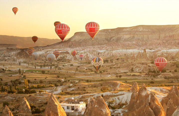 hot air balloon grand canyon # 41
