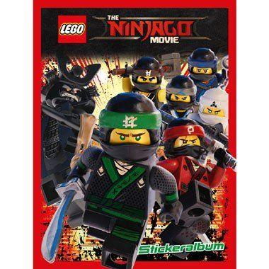 ninjago sticker album