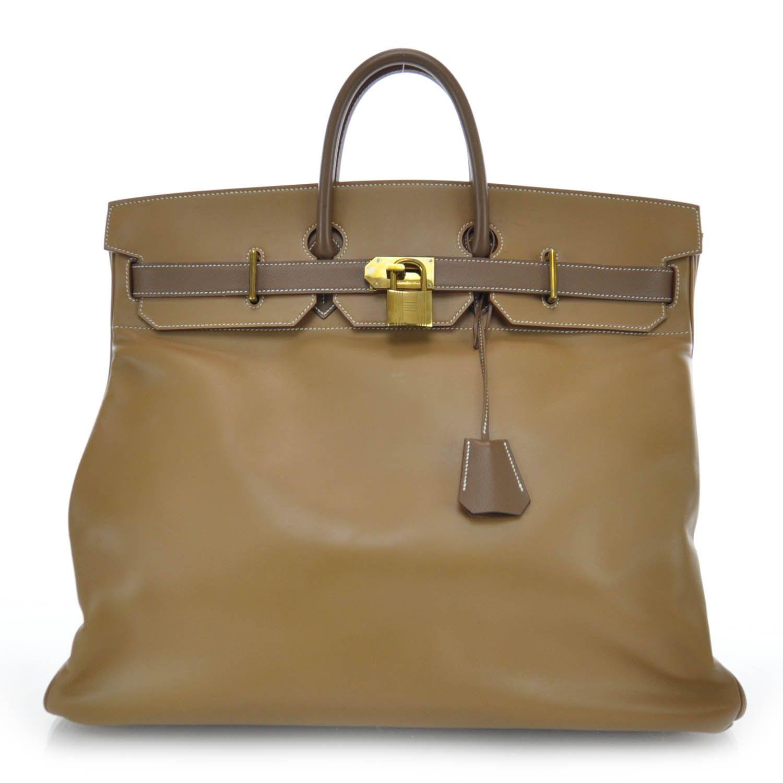 d979079f545c HAC Travel Birkin 55 Hermes Birkin, Birkin Bags, Satchel Handbags, Leather  Handbags,