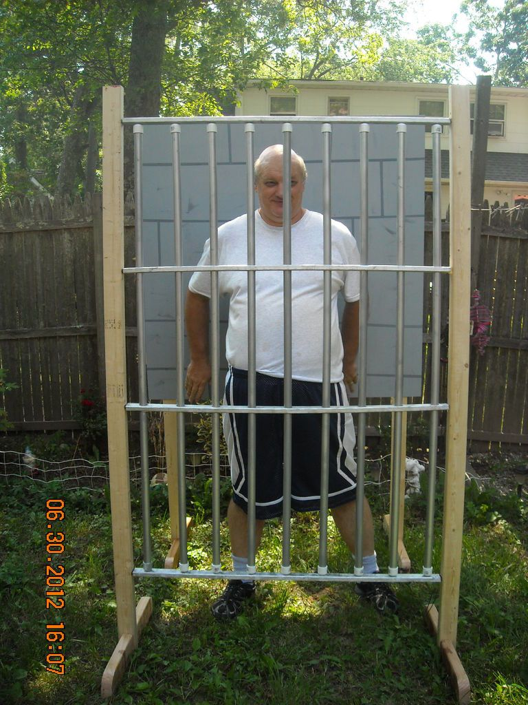 Fake Jail Cell Prop For Pictures Jail Cell Bible School