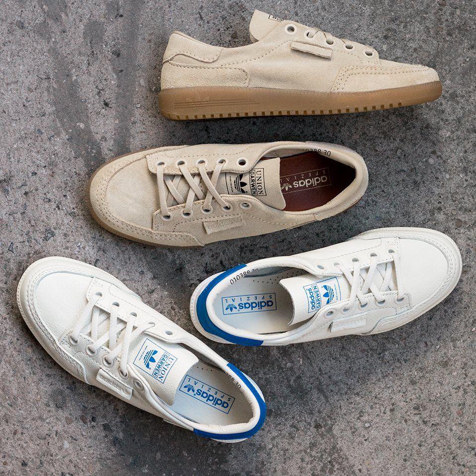 Union LA x adidas Originals Garwen SPZL | Adidas sneakers