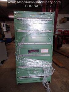 Stanley Vidmar Tool Cabinet For Sale