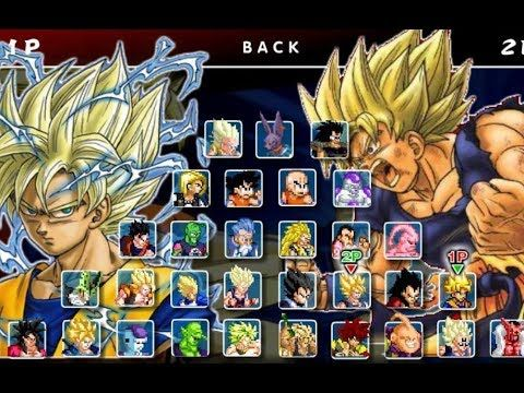 Dragon ball fierce fighting 29 goku super saiyan 2 vs goku dragon ball fierce fighting 29 goku super saiyan 2 vs goku super voltagebd Gallery