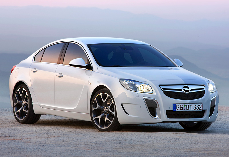 2011 Opel Insignia Opc Unlimited 2020