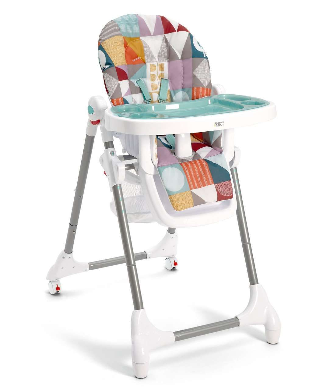 Chicco polly se high chair perseo modern high chairs and booster - Snax Highchair Apple Patch Highchairs Mamas Papas I Have A Colour