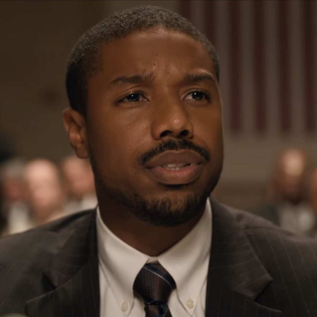 Just mercy trailer michael b jordan fights for justice